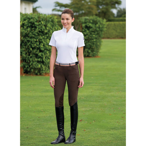 Riding Sport Side-Zip Riding Breeches