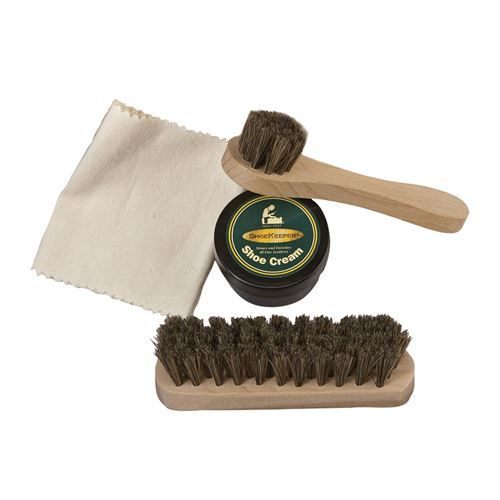 TRAVEL SHOE CARE KIT