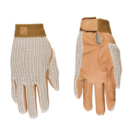 SSG® Lycrochet Ultraflex Riding Gloves
