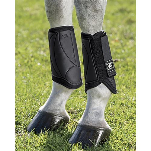 WOOF EVENT FRONT BOOTS