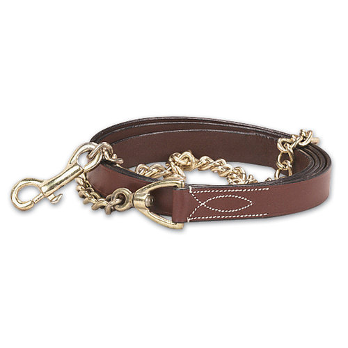 Hampton Leather Lead