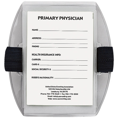 USEA MEDICAL CARD ARM BAND