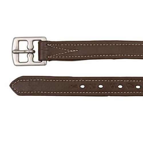 Crown Lined Stirrup Leathers