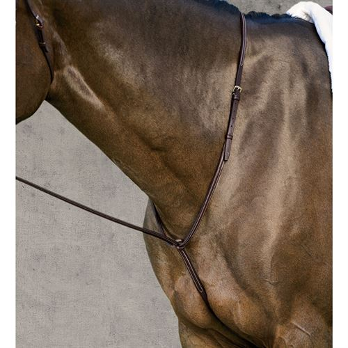 CROWN PLAIN RAISED MARTINGALE