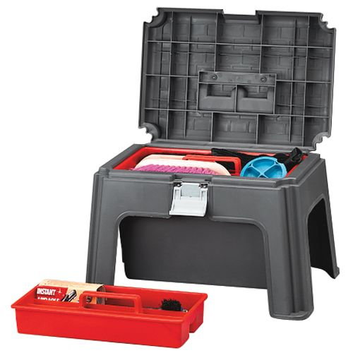 Grooming Stool Box