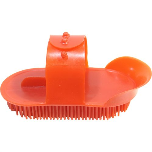 Mini Plastic Curry Comb