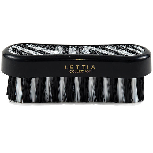 LETTIA CRYSTAL FACE BRUSH