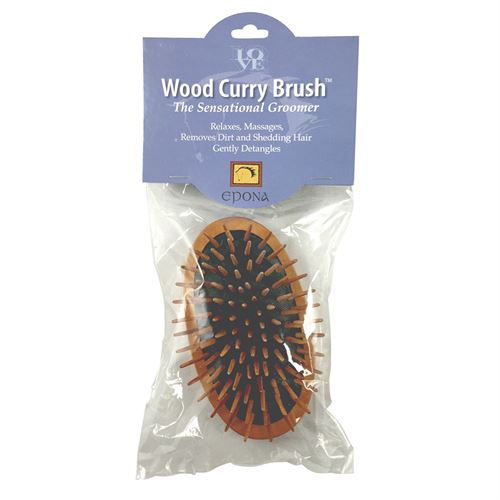 EPONA LOVE CURRY BRUSH