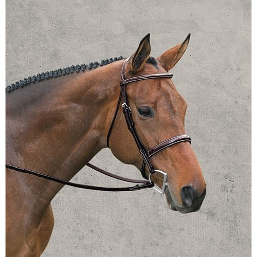 Showmark Deluxe Classic Bridle