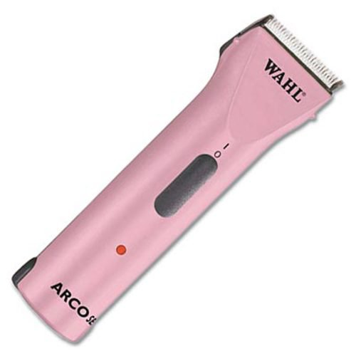 Wahl Pink Moser Arco SE Cordless Horse Clipper