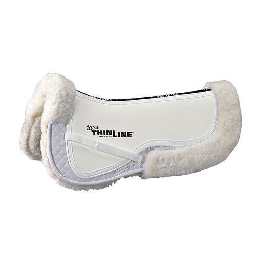 Ultra Thinline Sheepskin Half Pad