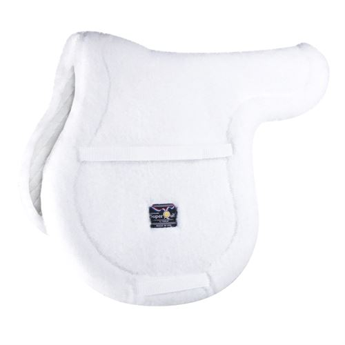 Medallion Super-Quilt High-Profile Saddle Pad by Toklat