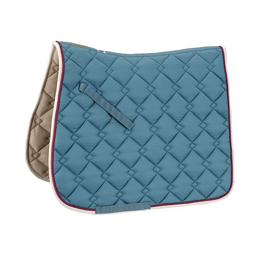 Roma Ecole Double Diamond Dressage Saddle Pad
