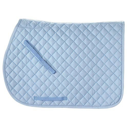 Pony Rider?s International Quilted Cotton Saddle Pad