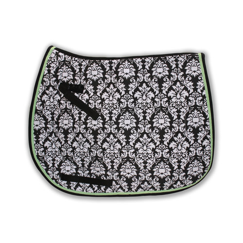 Damask All Purpose Saddle Pad
