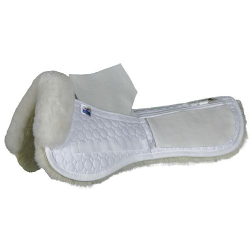 Mattes Gold Wool Correction Half Pad-A/P