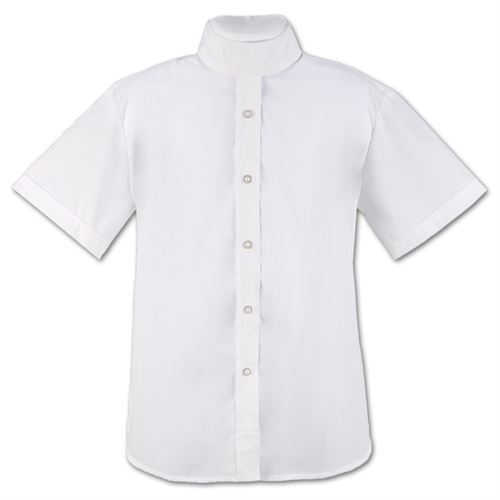 Devon-Aire® Childrens Concour Short Sleeve Show Shirt