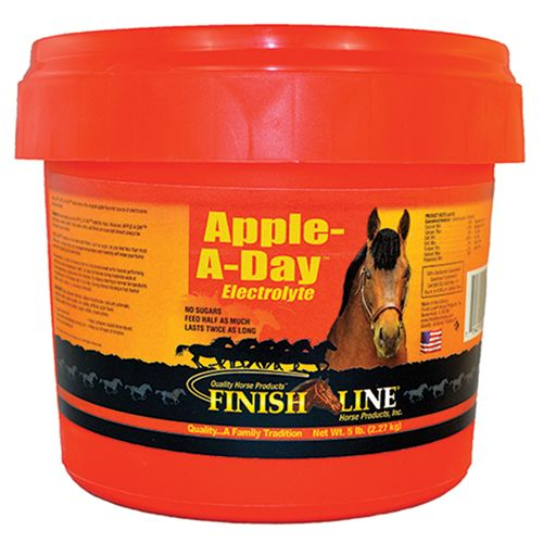 Finish Line Apple A Day