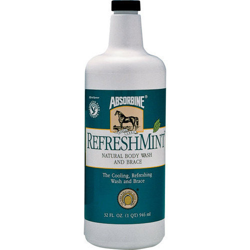 Absorbine Refreshmint Liniment