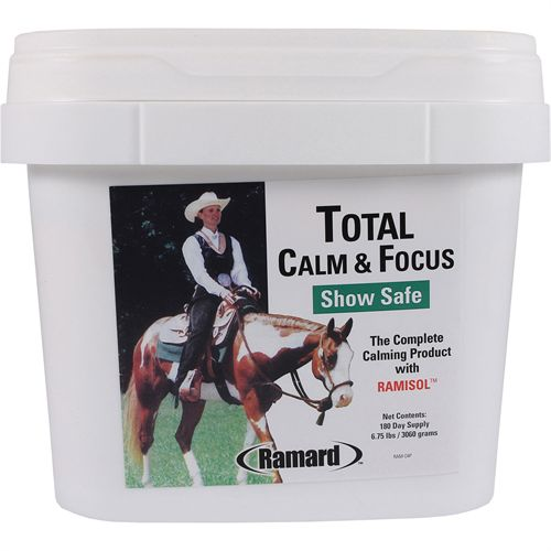 Total Calm & Focus Calming Supplement
