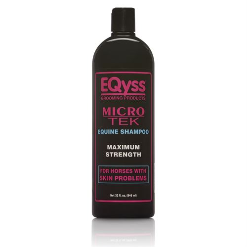 Eqyss Micro-Tek Natural Medicated Shampoo