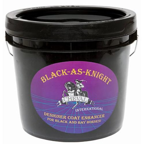 Black as Knight Coat Supplement