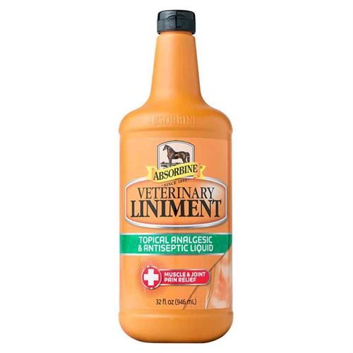 Absorbine® Veterinary Liniment - Quart