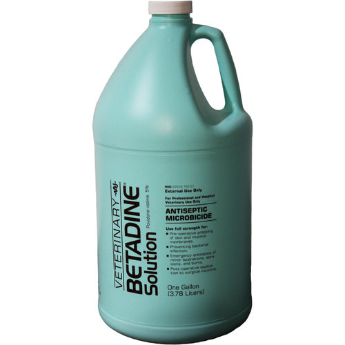 Betadine Solution-Gallon