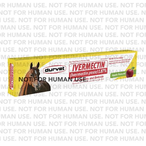 Apple Flavored Ivermectin