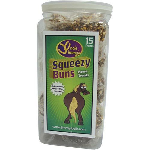 UNCLE JIMMYS SQUEEZY BUNS 11OZ