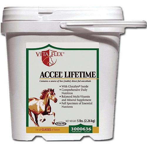 VITA FLEX ACCEL LIFETIME 5 LB