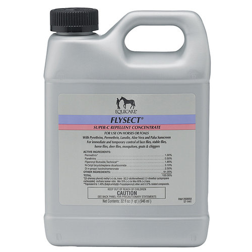 FLYSECT SUPER C CONCENTRATE-QT