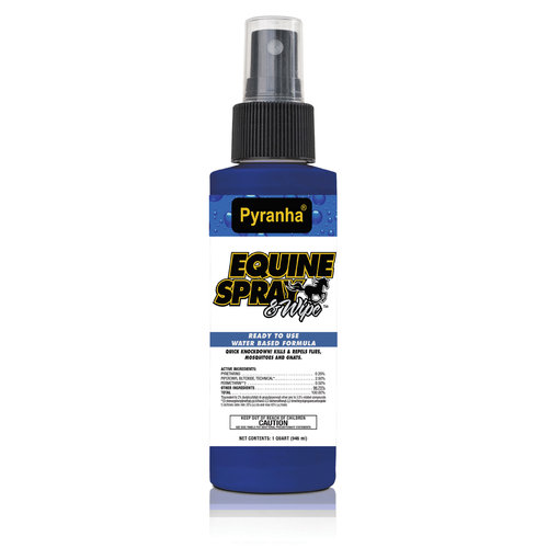 PYRANHA WIPE N SPRAY TRAVEL SZ