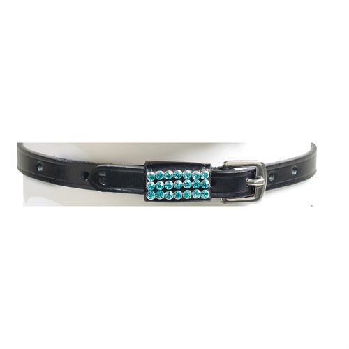 OVATION JEWELED SPUR STRAPS