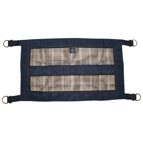 English Navy Plaid