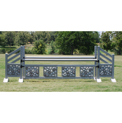 STONE GATE OXER JUMP