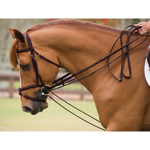 Walsh Rope Front Draw Reins
