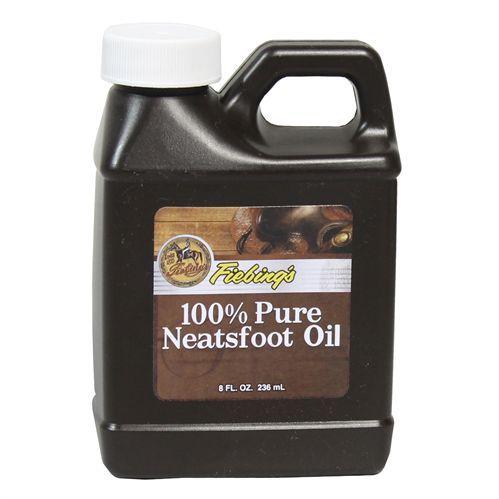 FIEBINGS NEATSFOOT OIL- 8 OZ