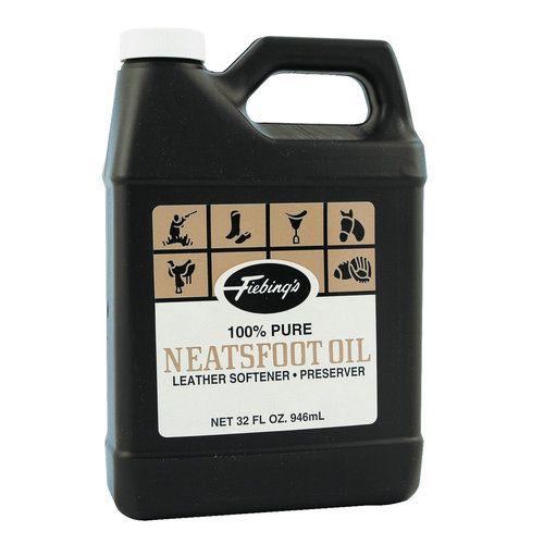 FIEBINGS NEATSFOOT OIL-32 OZ