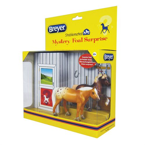 BREYER MYSTERY FOAL SURPRISE