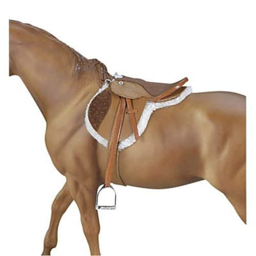 BREYER HUNT SEAT SADDLE