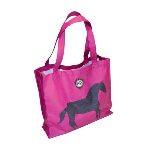 Pink/Navy Horse