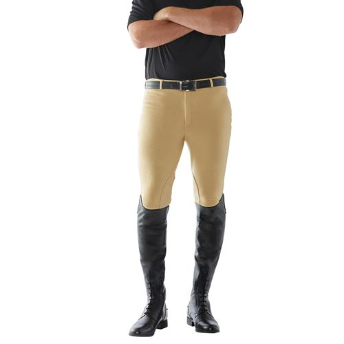 Mens Tuff Rider® Knee Patch Riding Breeches