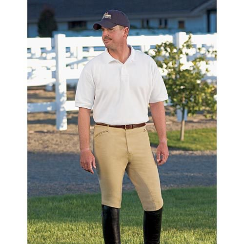 Mens Tuff Rider® Full Seat Riding Breeches