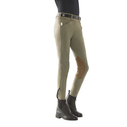 TS KIDS TROPHY SDE ZIP BREECH