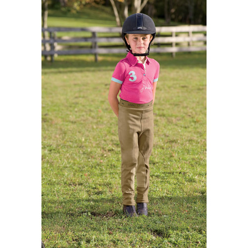 Childrens Riding Sport Schooler Riding Tights