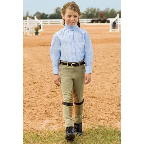 Childrens TS Side Zip Low-Rise Jods
