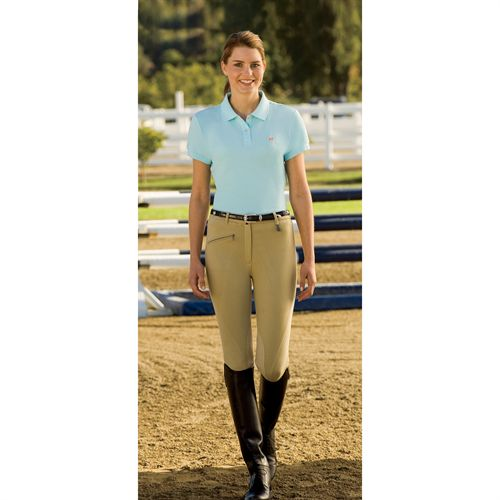 Riding Sport Traditional Knee Patch Riding Breeches