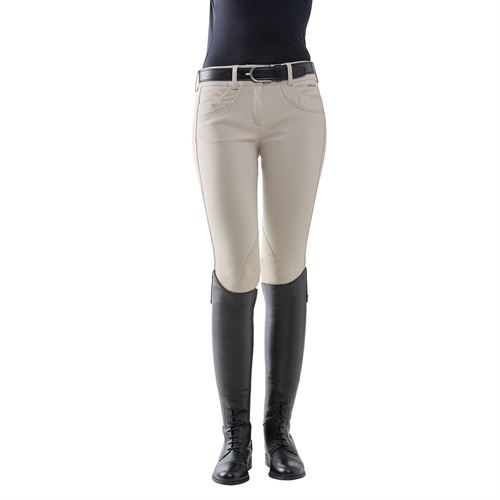 Ariat® Olympia Euro Seat Knee Patch Breech