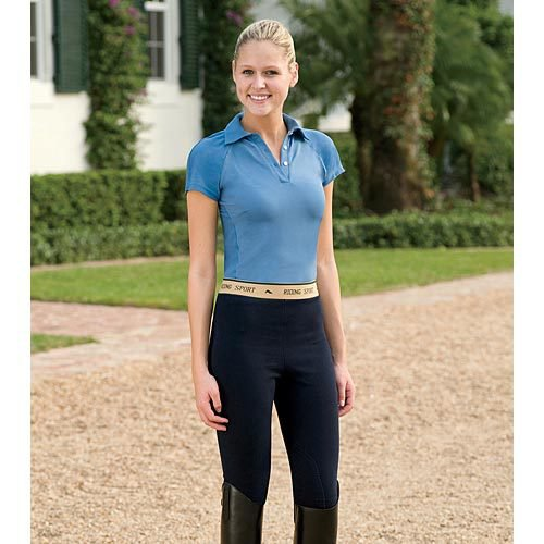 Riding Sport Schooler Riding Tights